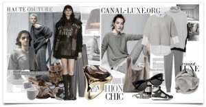 Mood board Canal luxe